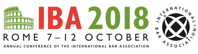 IBA Rome - 2018