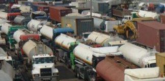Petrol tankers
