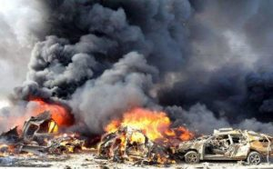 Borno Bombing