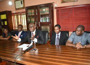 Criminal Justice Press Conference
