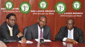 NBA Lagos Press Parley