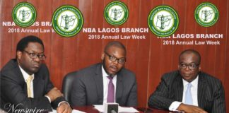 NBA Lagos Press Parley