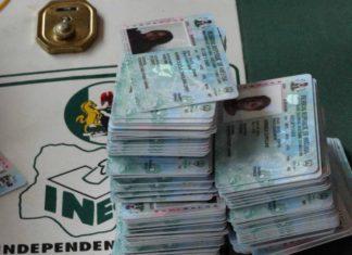 Permanent Voters Cards PVCs