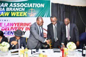 Asaba Law Week
