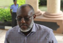 Metuh in court