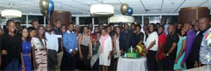 Oghogho Akpata's 50th Birthday celebration
