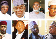 Big politicians Buhari sent to jail