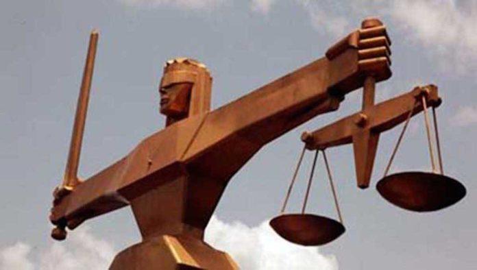 Judiciary Symbol