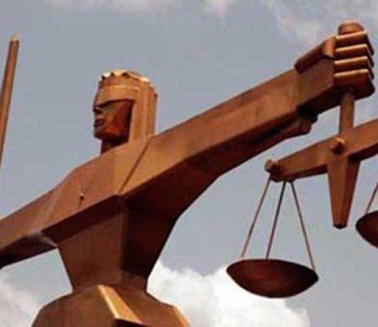 Court Judiciary Symbol