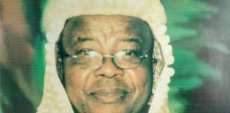 Justice Pius Olayiwola Aderemi