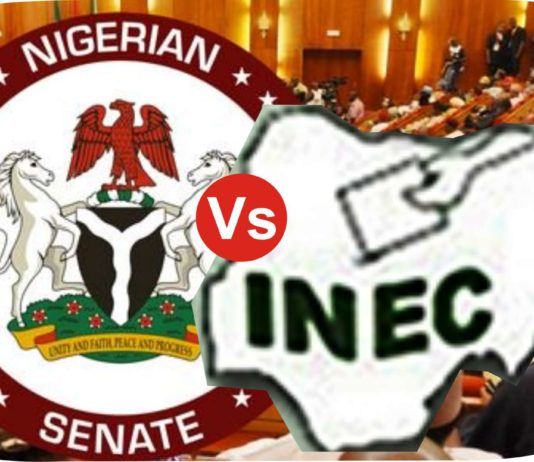 National Assembly vs INEC