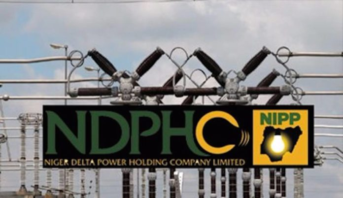 Niger Delta Power Holding Company NDPHC