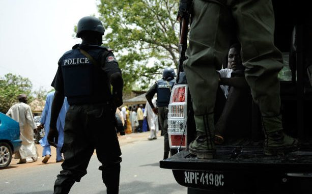 Nigeria Police Anti-corruption Unit