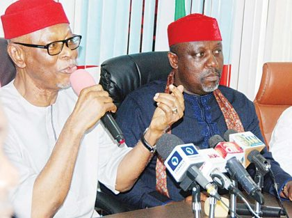 Oyegun and Okorocha