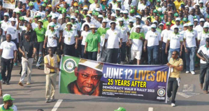 June 12 Democracy Day Holiday