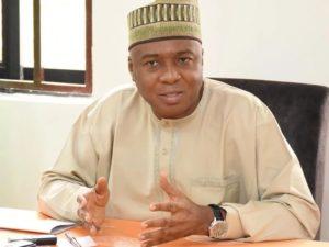 Nigerian Senate, Dr. Bukola Saraki