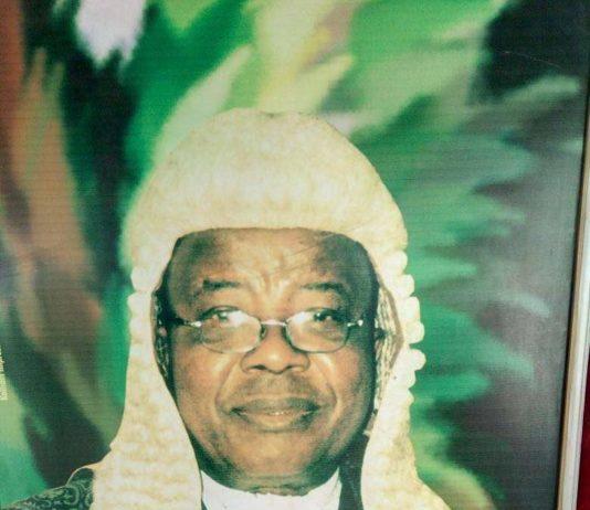 Hon. Justice Pius Olayiwola Aderemi JSC CON,