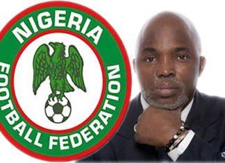NFF logo, president