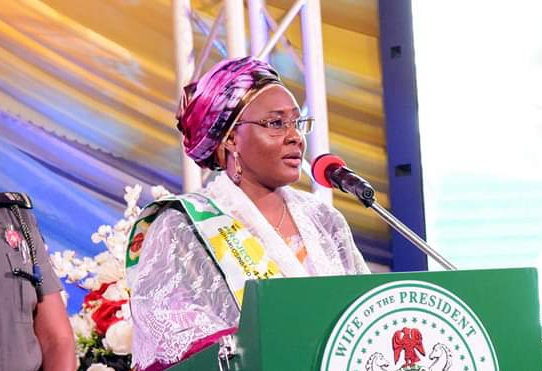 Image result for images of Aisha Buhari